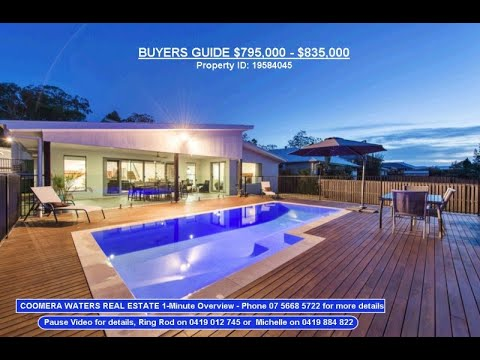 Coomera Waters Real Estate For Sale – Houses for Sale in Coomera Waters