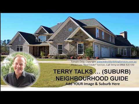 Sample Gold Coast Real Estate Suburb Detail Video – Ring Terry on 0468 420 470 for details