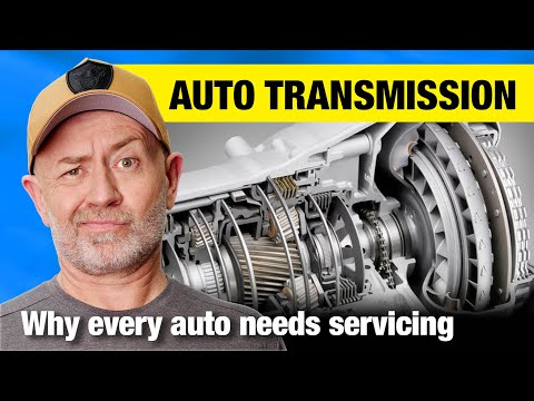 The truth about servicing automatic transmissions (even the sealed ones) | Auto Expert John Cadogan