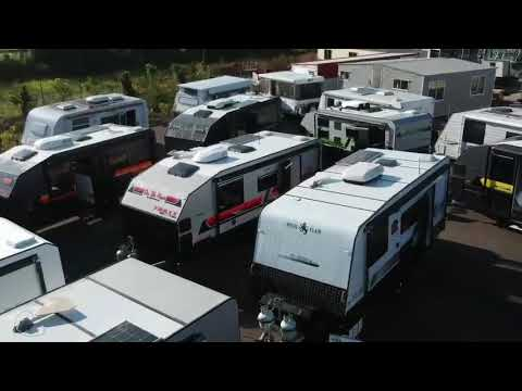 Caravan service and repairs in Brisbane and on the Gold Coast.