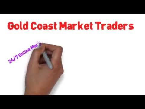 Gold Coast Market Traders Online Service. For a video like this, Ring Terry on 0468 420 470
