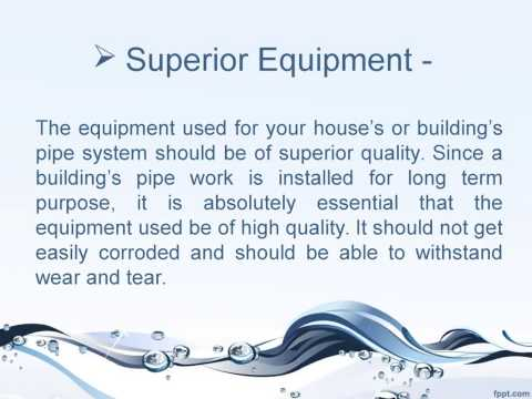 Emergency Plumbing Services in Gold Coast