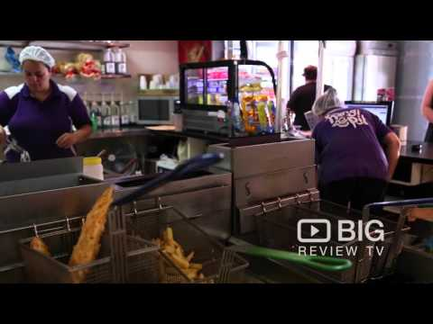 The Hangi Pit, a Fast Food Restaurant in Gold Coast serving Seafood or Fish and Chips