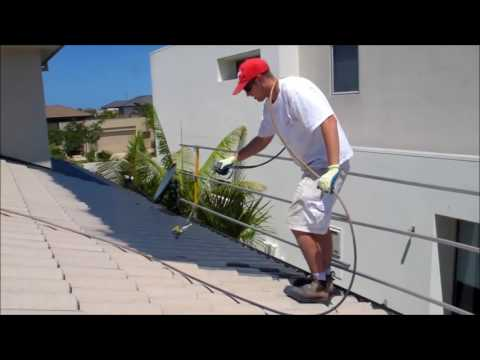 Gold Coast Roof Restorations and Repainting