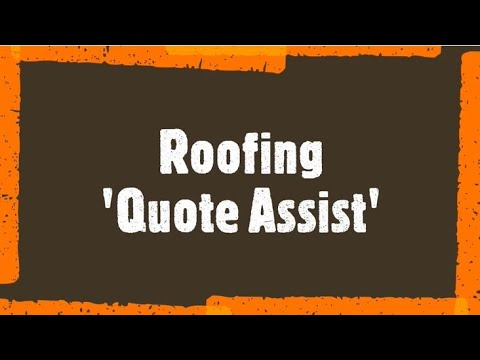 Drone Services Gold Coast Roofing Quote Assist