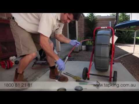 Tap King Plumbers Gold Coast | No Dig Leak Detection Gold Coast