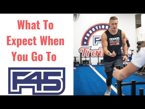 What To Expect When You Go To F45